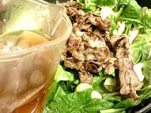 秋田の美味しい食べ方。比内地鶏ショップ名物店長の料理&釣りブログ-中華丼の作り方3