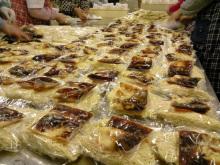 秋田の美味しい食べ方。比内地鶏ショップ名物店長の料理&釣りブログ-ラーメン作り1