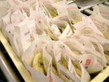 秋田の美味しい食べ方。比内地鶏ショップ名物店長の料理&釣りブログ-ラーメン作り2