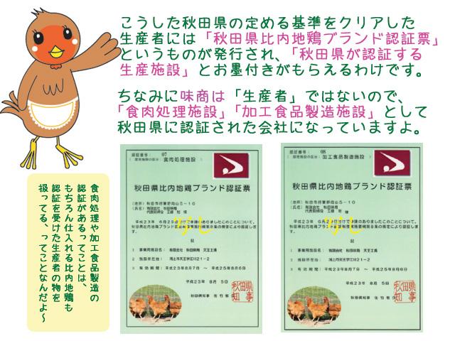 味商の比内地鶏農場紹介