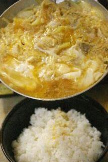 比内地鶏親子丼レシピ
