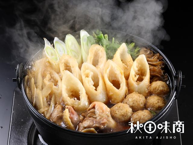 この鶏の肉、脂、出汁の旨みがすべて味わえる「きりたんぽ鍋」は、本当に理にかなった素晴らしい料理だと思いますし、米処秋田の米で作る「きりたんぽ」まで一緒にいただける、まさに秋田が詰まった最高の郷土料理ですね!